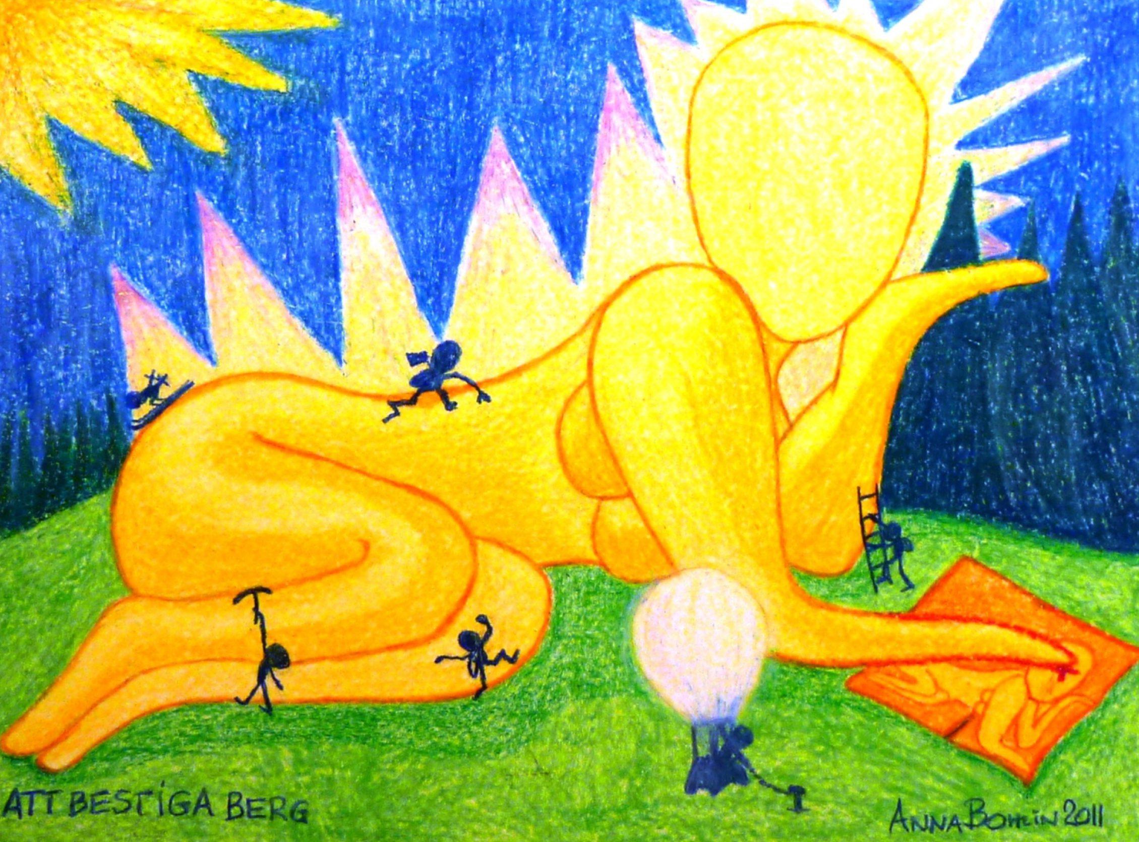 Annas Art – FärgaregårdsAnna